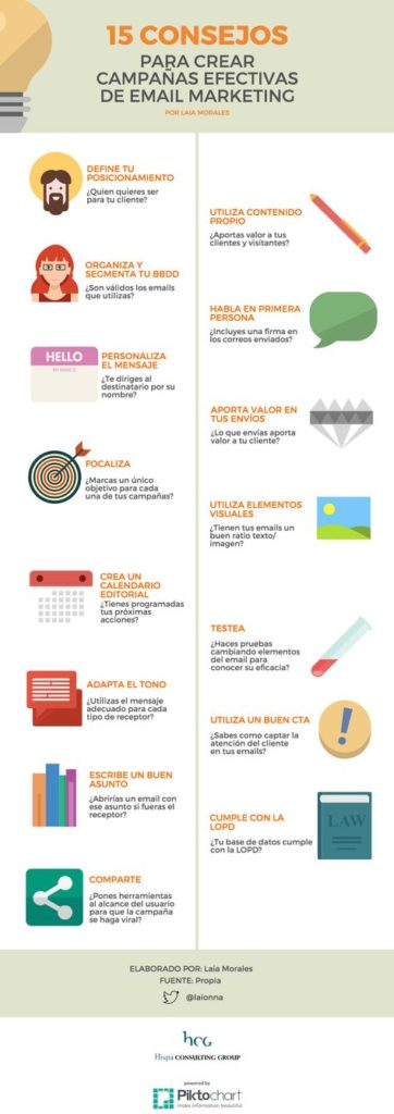 consejos de email marketing